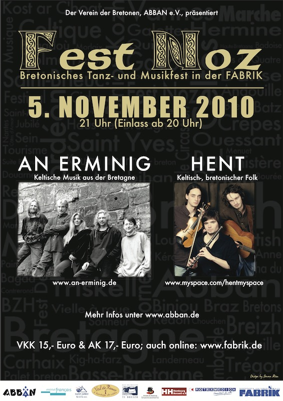 Fest Noz - 5. November 2010