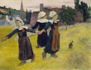Gauguin danses