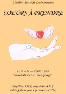 Plakat Alain Crouzet